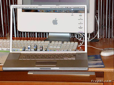transparent macbook pro