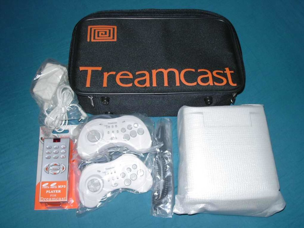 treamcast - console clones and rip-offs