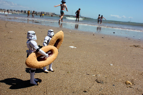 troopers holiday