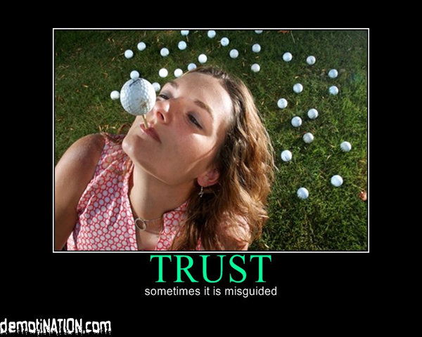 trust - yet another motivational poster post part 2