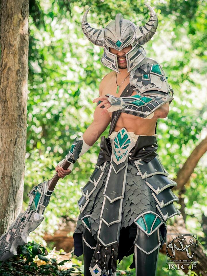 tryndamere cosplay