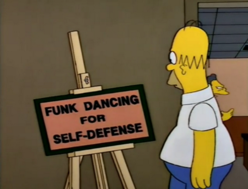 tumblr lqsafkwhe91qb7hap - funny signs from the simpsons