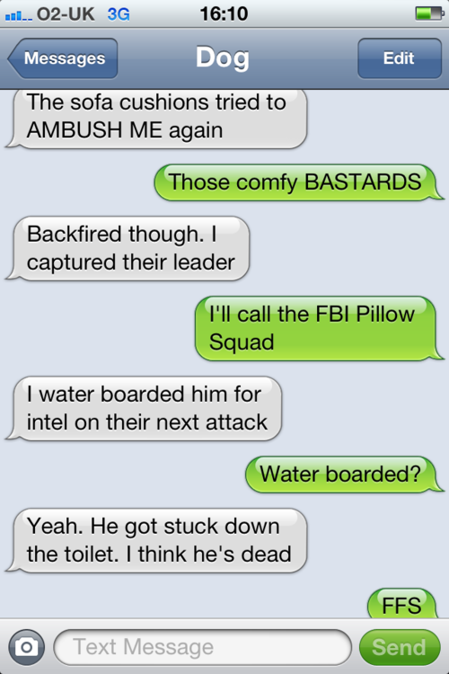 tumblr m39aivcvbn1rt9zy5o1 500 - i can't come up with anymore interesting titles, so here's texts from dog.