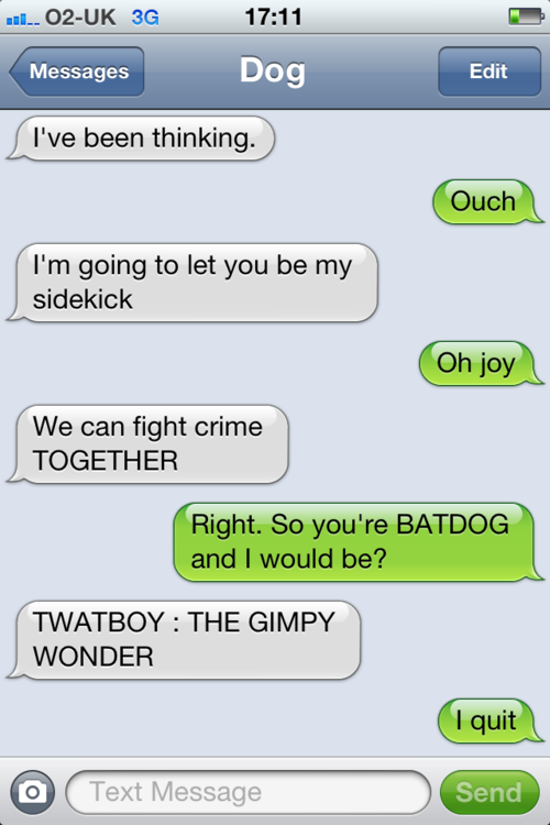 tumblr m3k51twx7z1rt9zy5o1 500 - i can't come up with anymore interesting titles, so here's texts from dog.