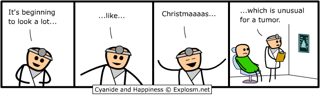 tumor - cyanide and happiness deluxe
