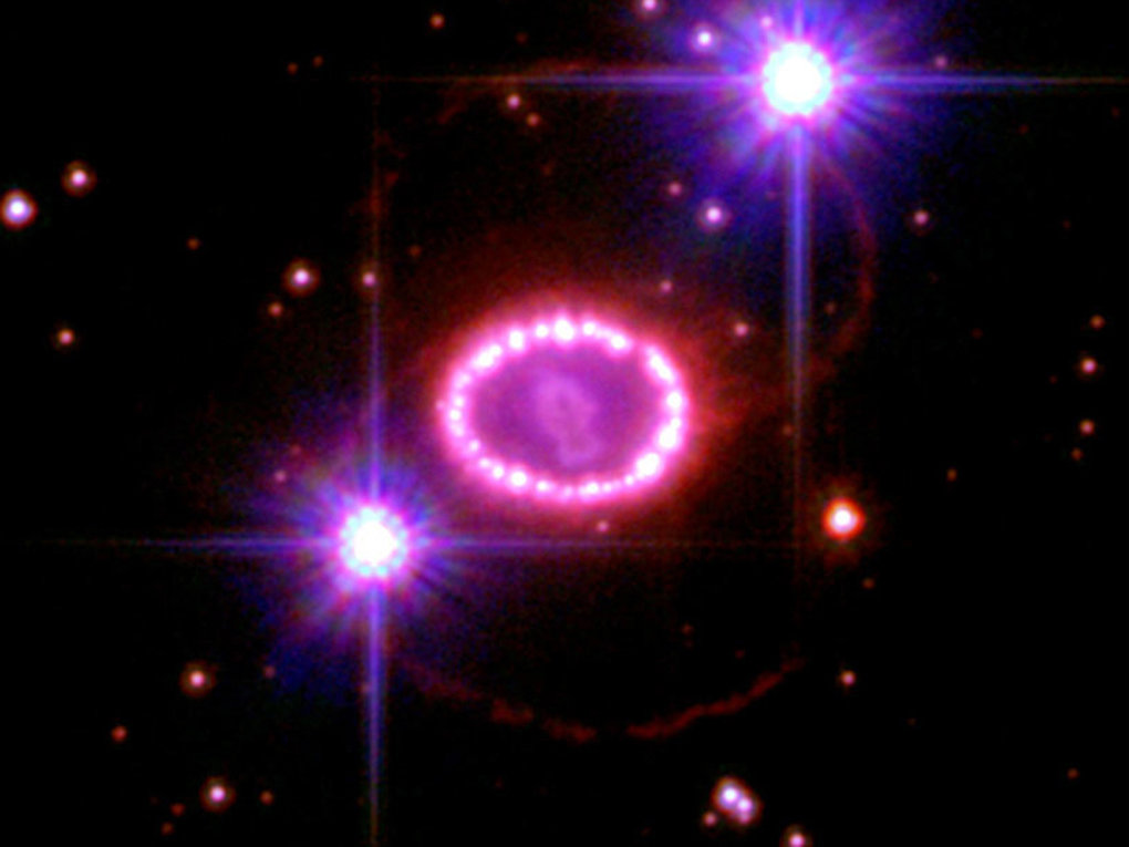 two decades ago astronomers spotted brightest exploding stars years first sighting