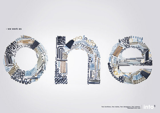 typographyad2 - awesome typography examples in advertising design