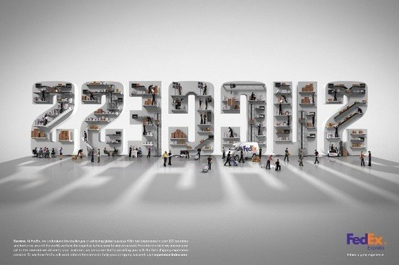 typographyad3 - awesome typography examples in advertising design