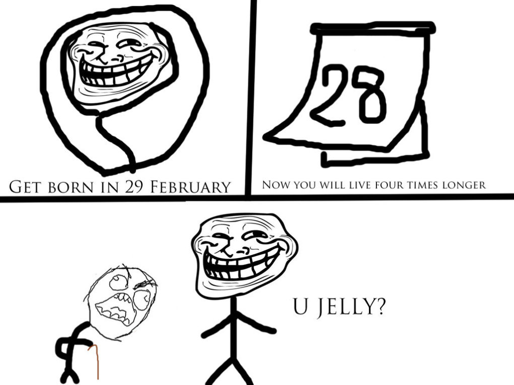 ujelly - more troll science