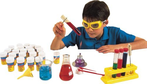 unbranded discovery world chemistry set experiments