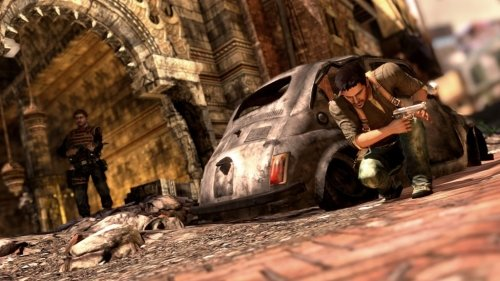 uncharted2 5 - graphic evolution