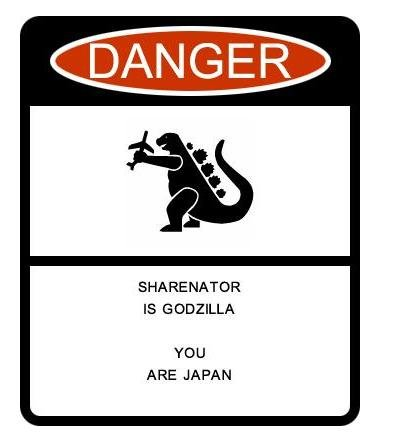 untitled - sharenator: a warning