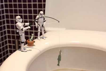 vacation 7 - storm troopers day off...