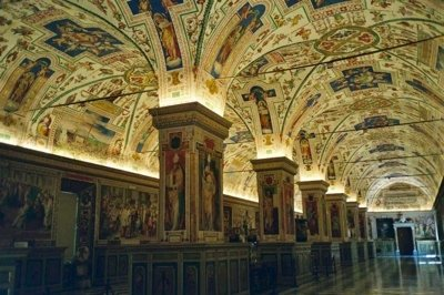 vatican - top 10 places you can't go in the world