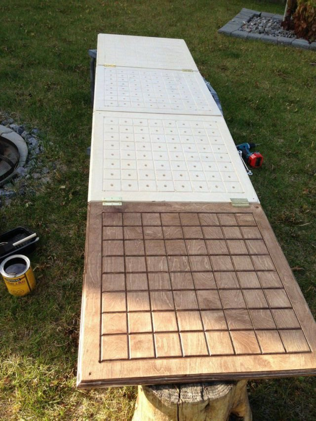 want awesome homemade drinking game high