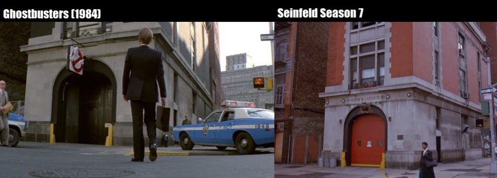 watching seinfeld when wait minute headquarters mind blown