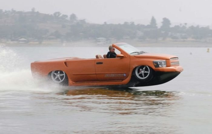 watercars 01 - amphibious cars (18 pics)