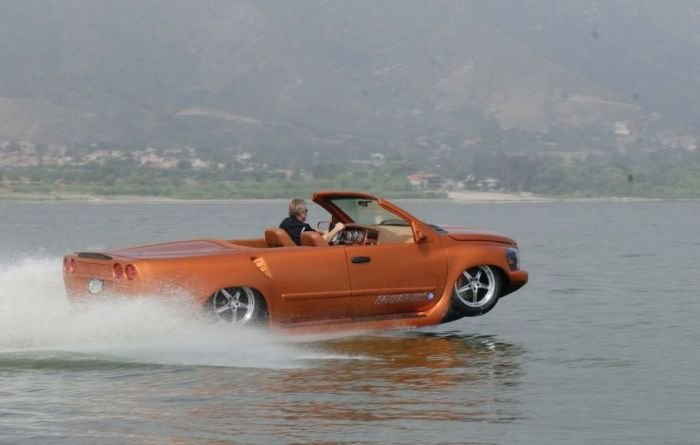 watercars 02 - amphibious cars (18 pics)