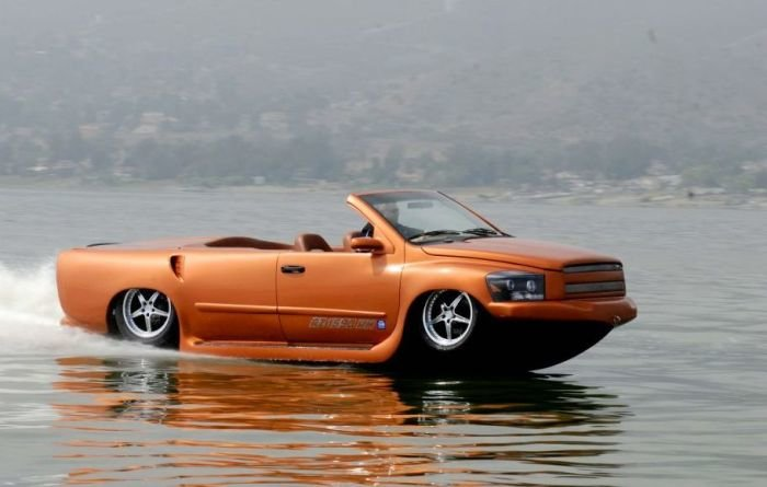 watercars 09 - amphibious cars (18 pics)
