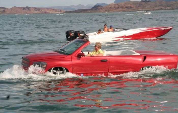 watercars 16 - amphibious cars (18 pics)
