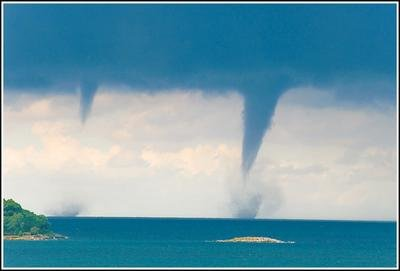 waterspouts - wicked tornados
