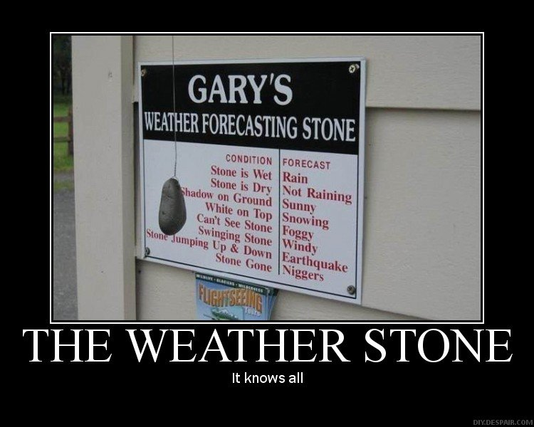weather stone wet rain