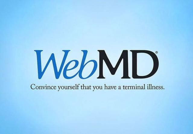 webmd - if company logos would tell us truth