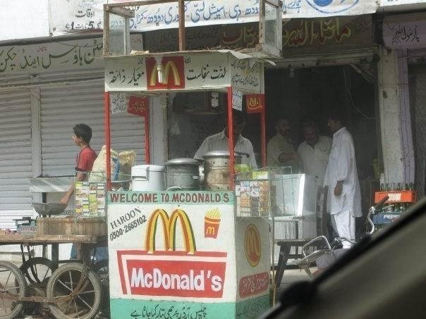 welcomemcdgb6 -  mcdonald's - you better watch out! we spotted the original