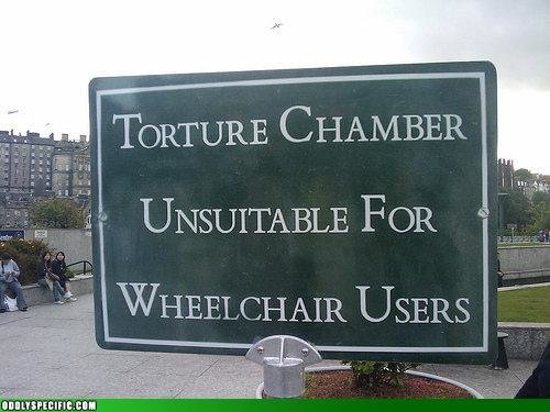 wheelchair - funny pics from around the web.