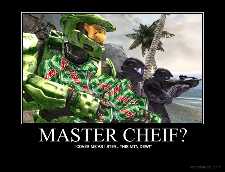 whymaster cheif