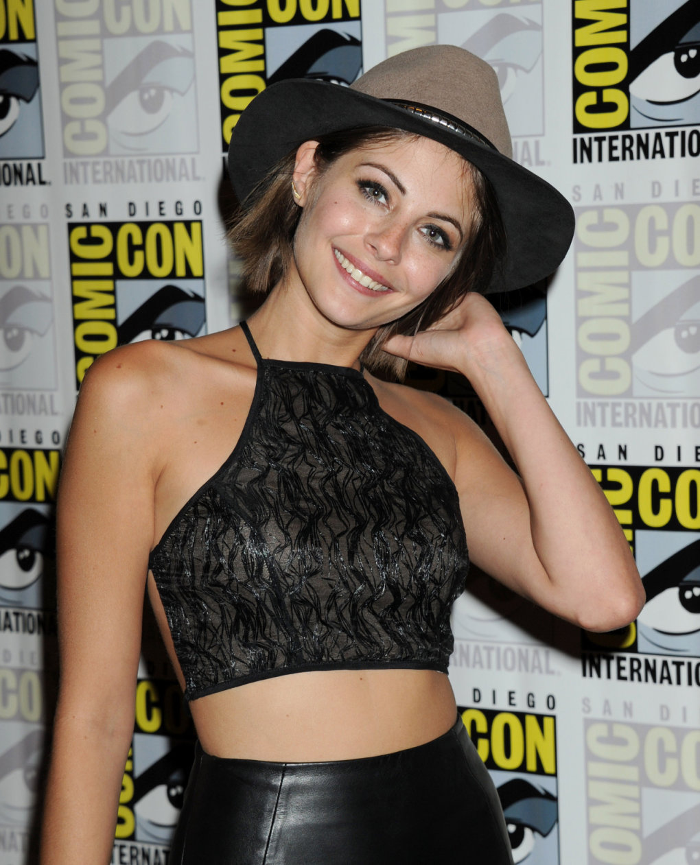 willa holland sexy woman day