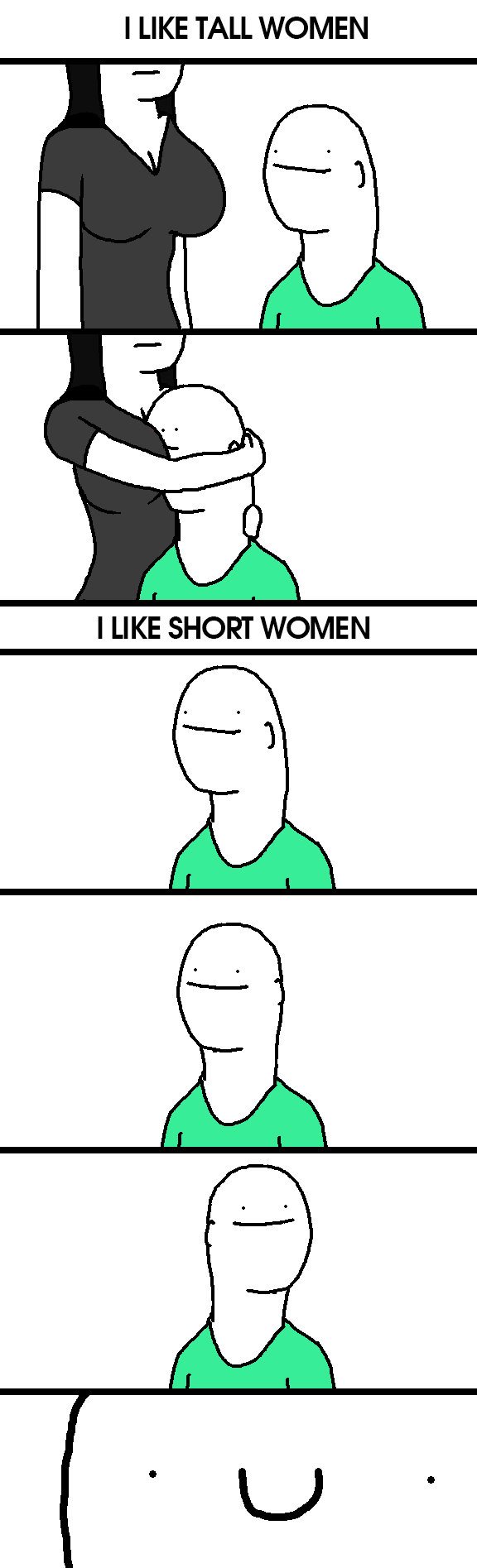 women come all shapes sizes