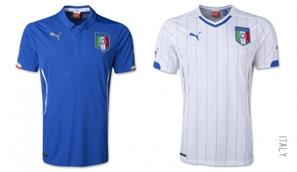 world cup jersey italy home away kit