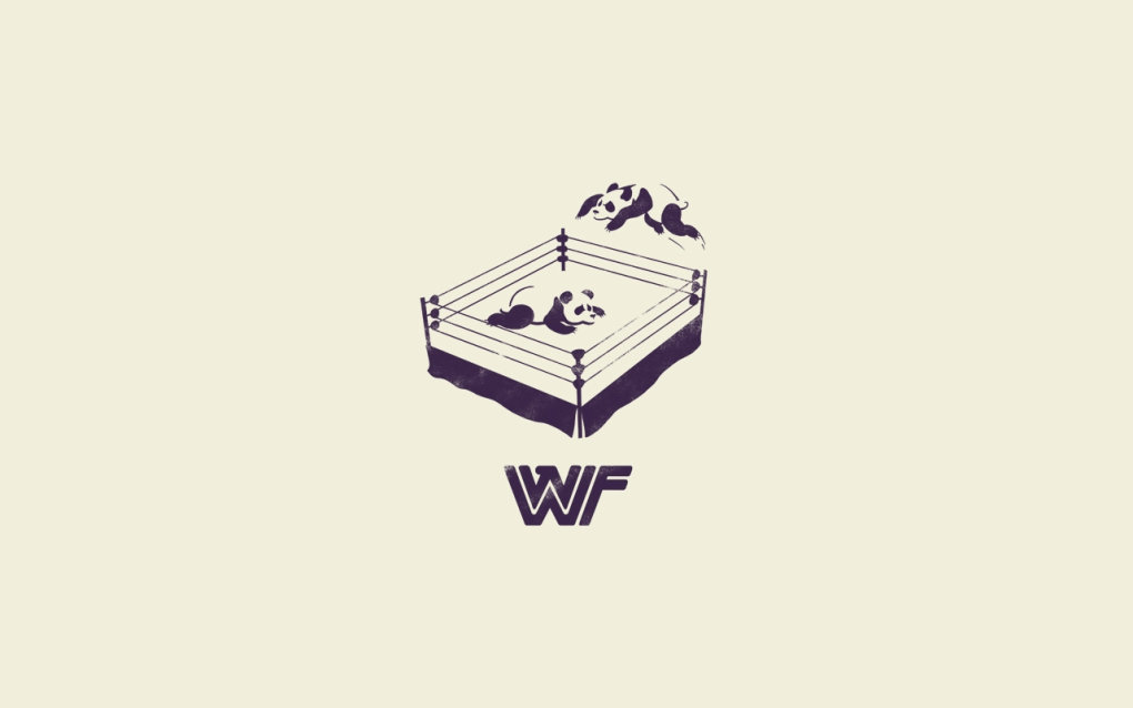 wwf - simple funny wallpapers vi