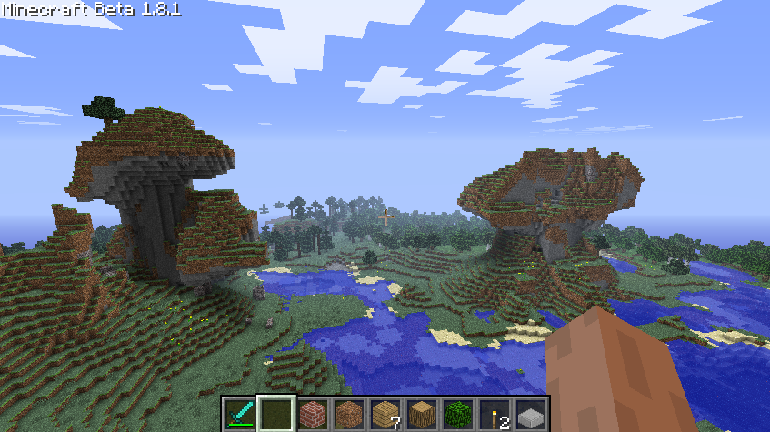x387 z582 - the starting of minecraft seed coverage
