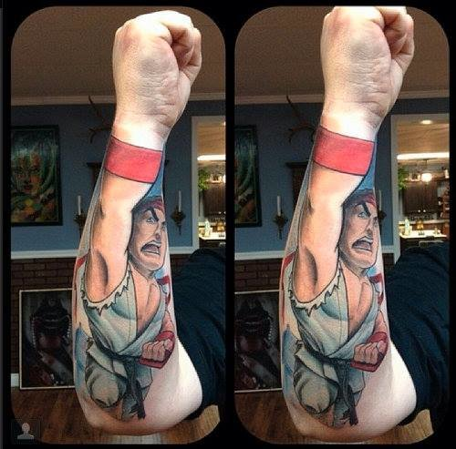 xgf9e8n - street fighter ii perspective tattoos