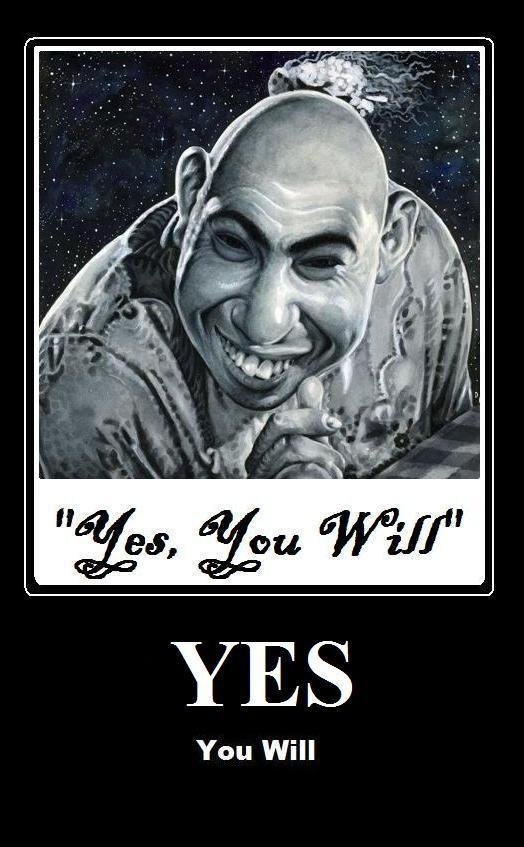 yes youwill