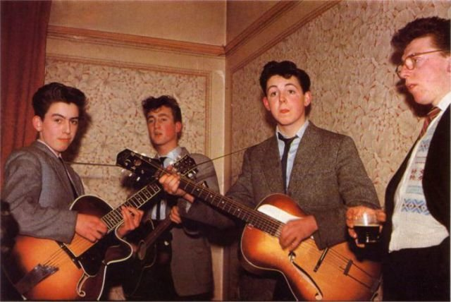 young beatles