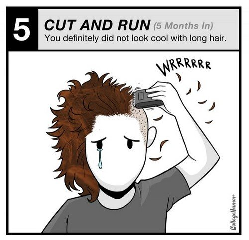 yourhair5 - the 6 stages of growing your hair out