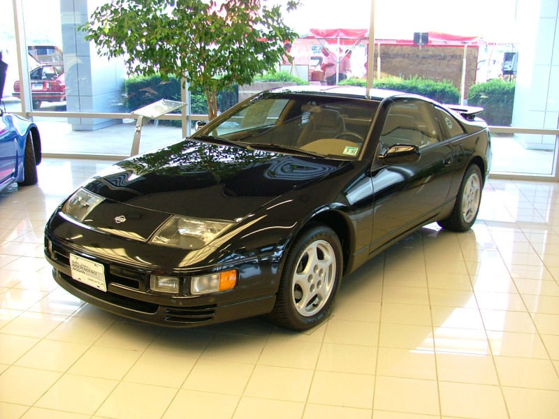 z32 - the evolution of the nissan z