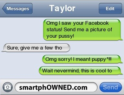 z6 - funny text messages ( part 1 )