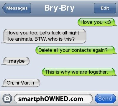 zaa - funny text messages ( part 1 )