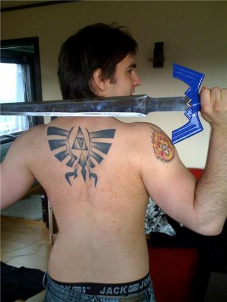 zelda20tattoo - sweet tattoos
