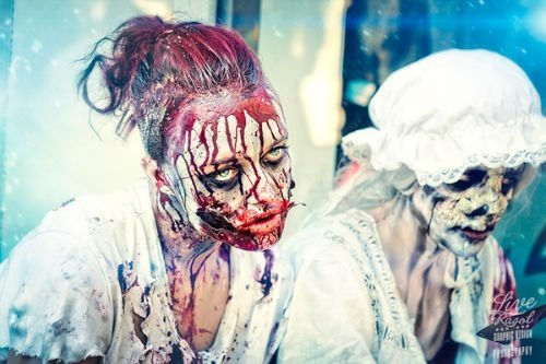 zombie walk paris