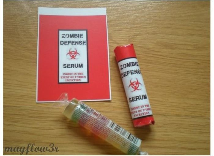 zombie 09 - zombie survival kit