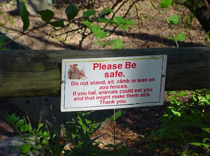zoosign - funny sign